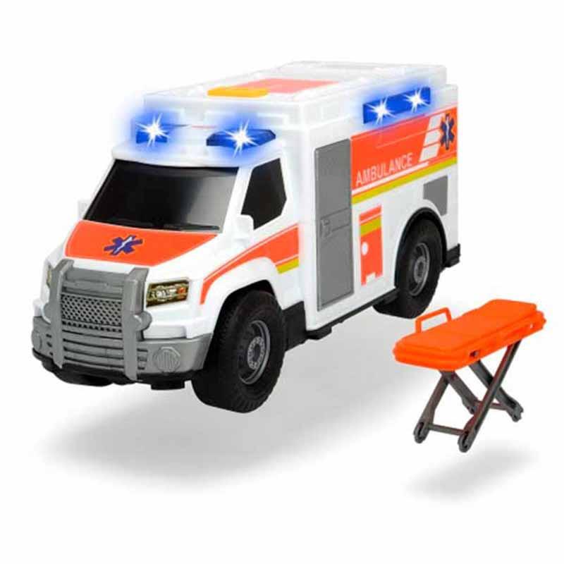 Ambulancia de juguete