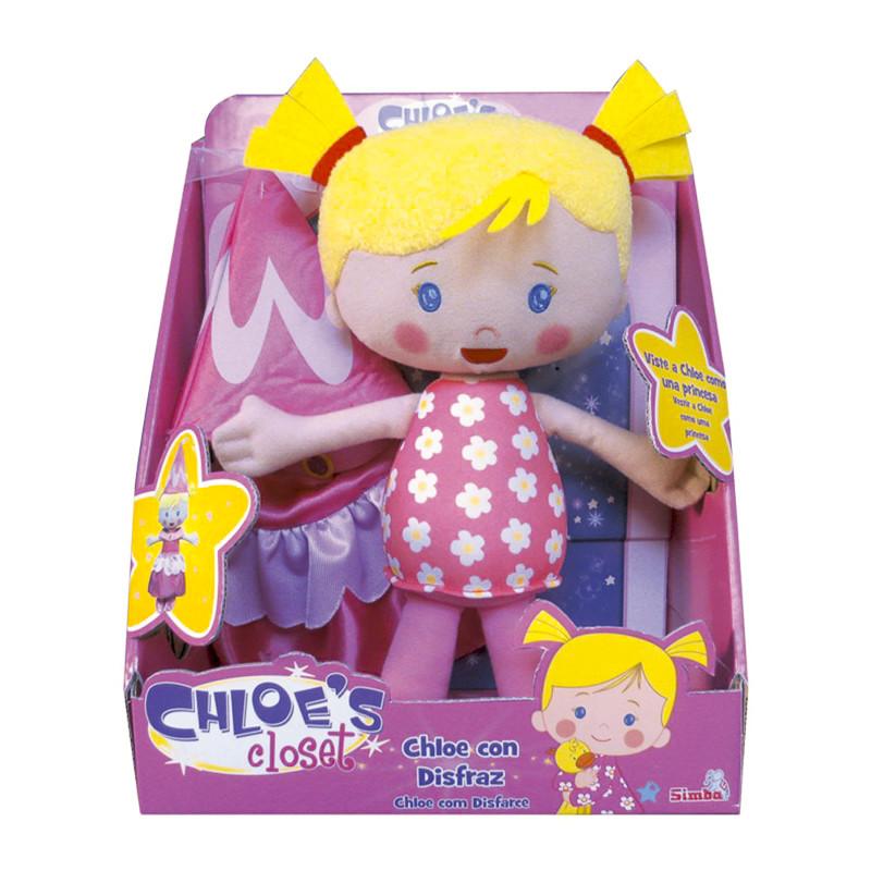 Simba Chloe Peluche con vestido