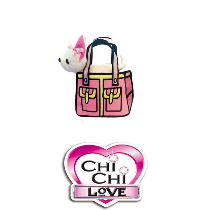 Perrito Chi Chi Love Graphic Fashion Peluche
