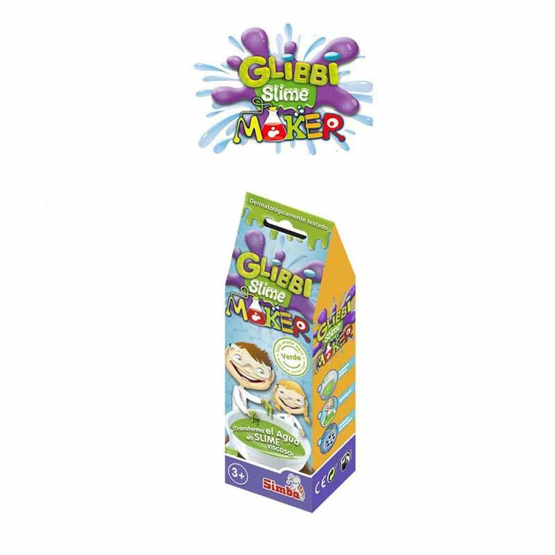 Glibbi Slime maker display 16 uds