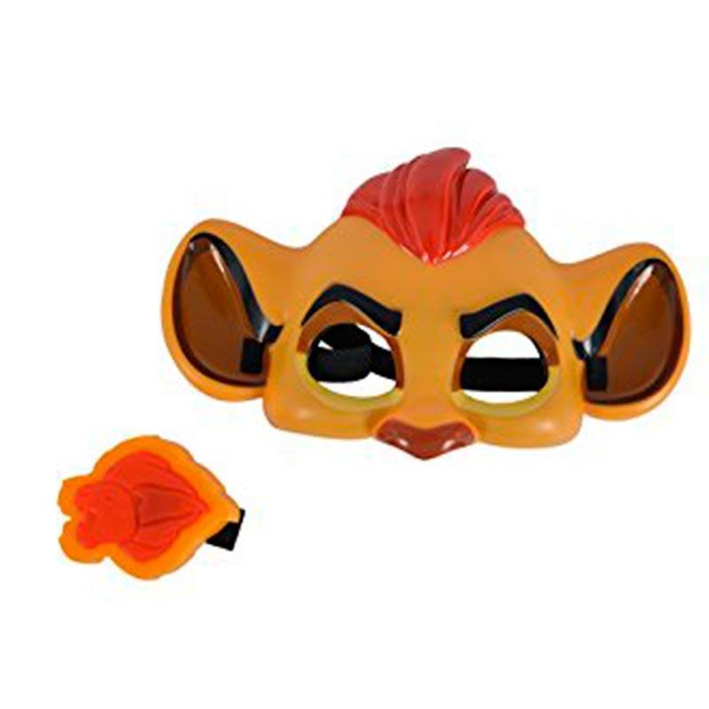 Máscara Kion de La guardia del león