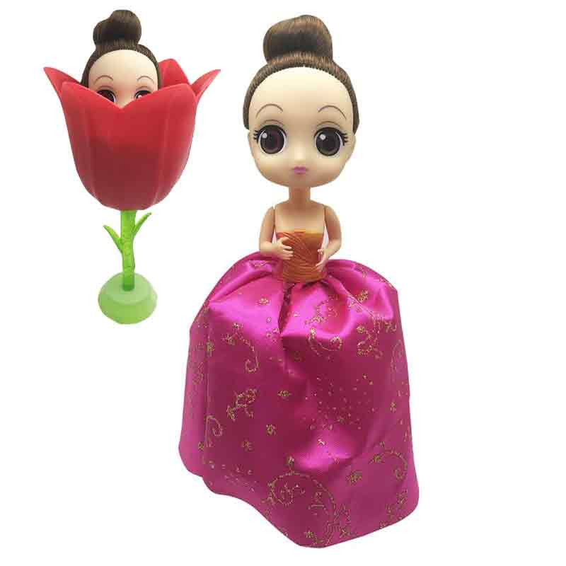 Muñeca Flower Rose