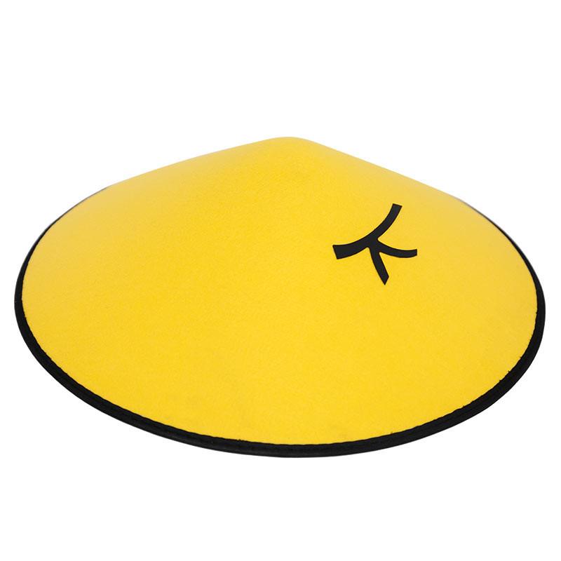 Gorro Chino Amarillo