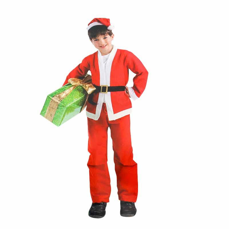 Disfraz Santa Claus inf