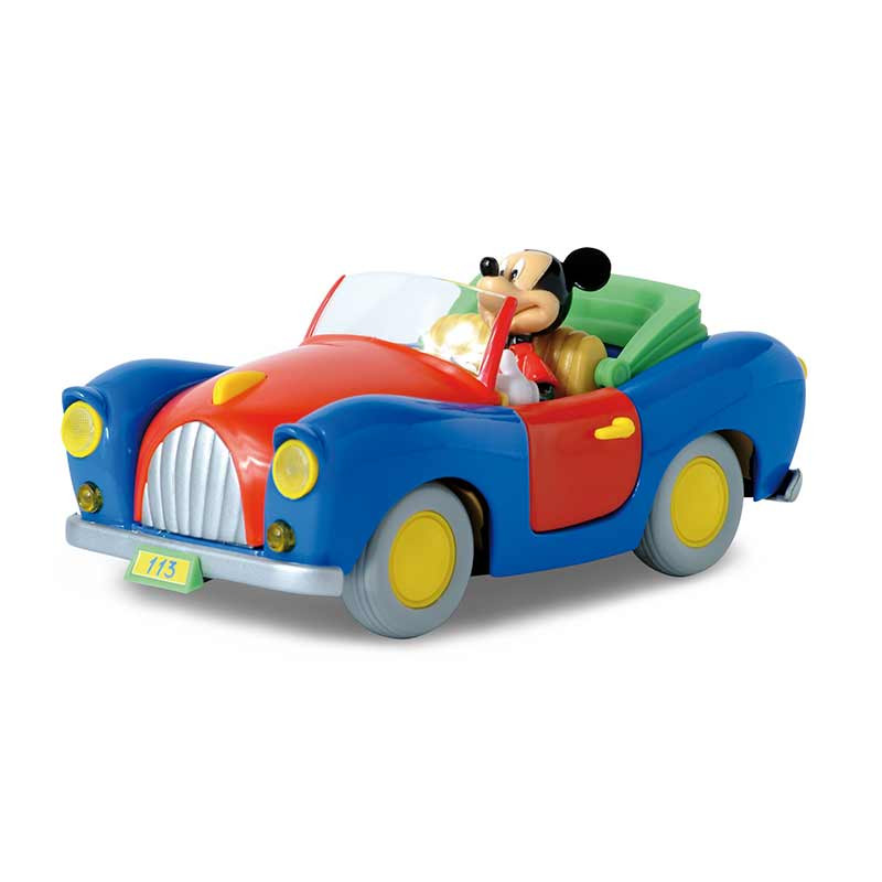 Vehículo Disney  Mickey 1:24