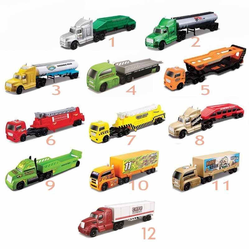 Camiones con remolque