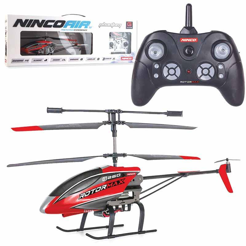 Ninco Air helicóptero Rotormax