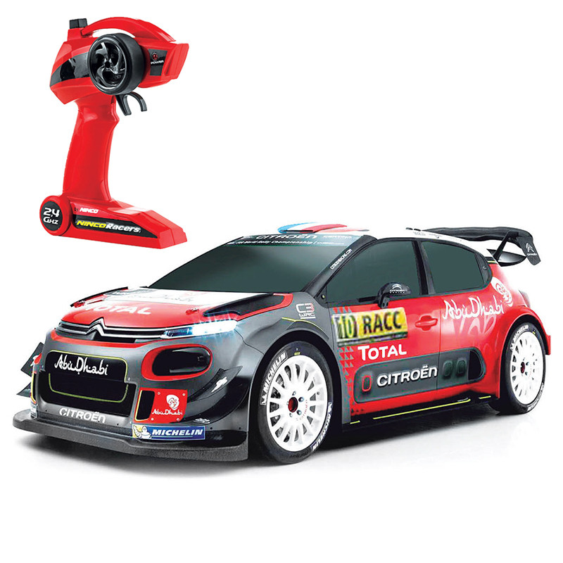 NINCORACERS RC CITROEN C3 WRC