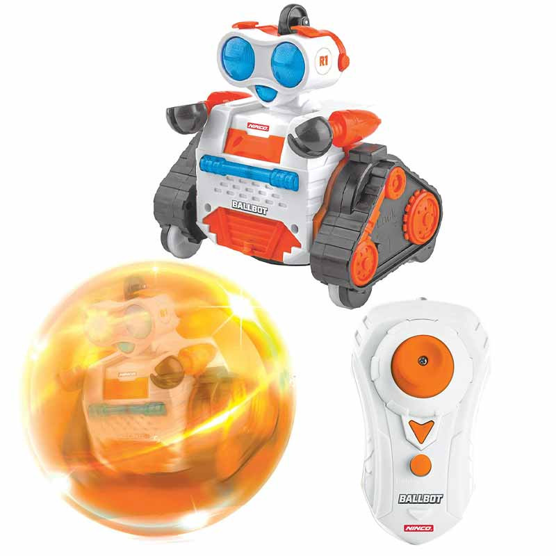 Ninco Air Ball Bot Naranja