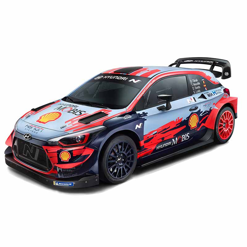 Ninco Racers Hyundai i20 Coupe WRC