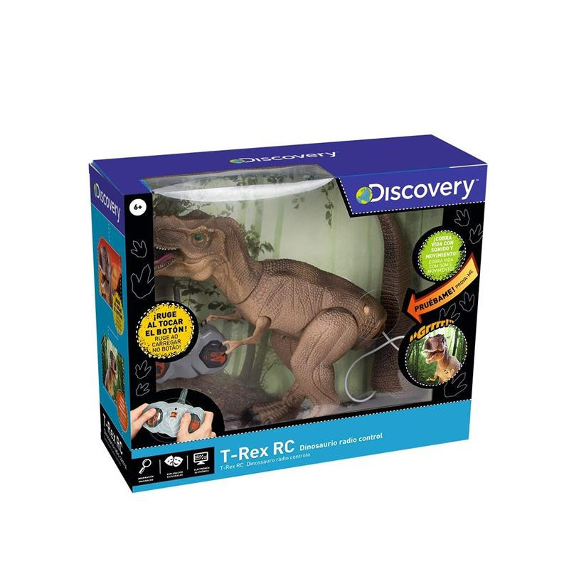 Dino T-Rex Discovery radio control