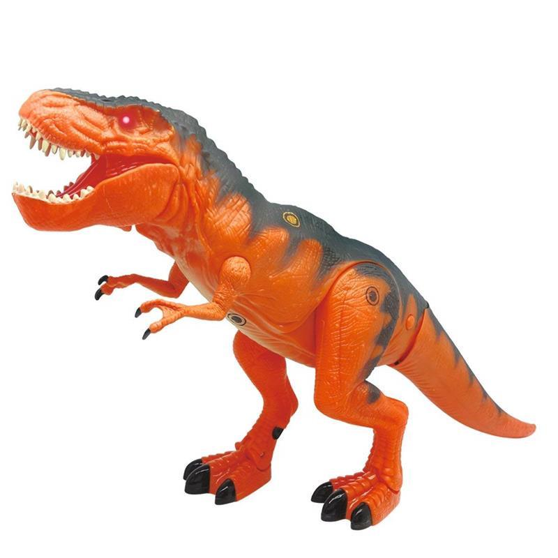 Dinosaurio T-Rex Taltil