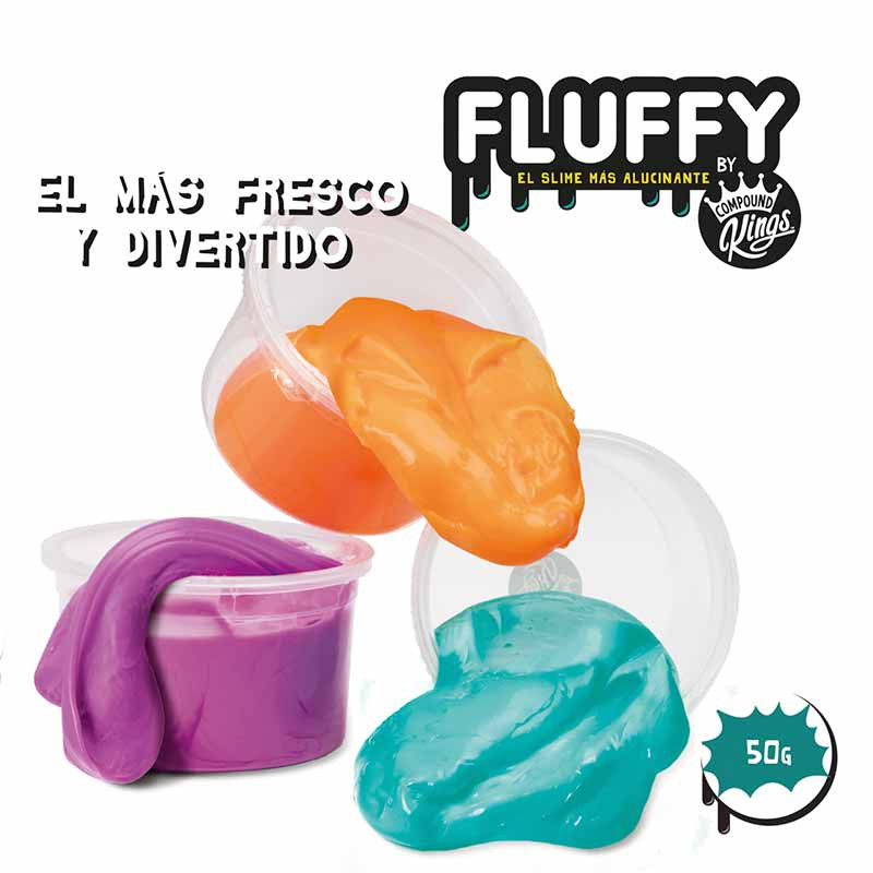Fluffly stdo 50 gramos
