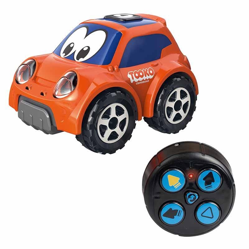 Mi primer coche radiocontrol