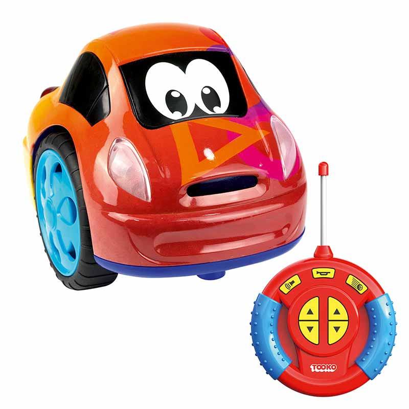 Mi primer coche acrobático