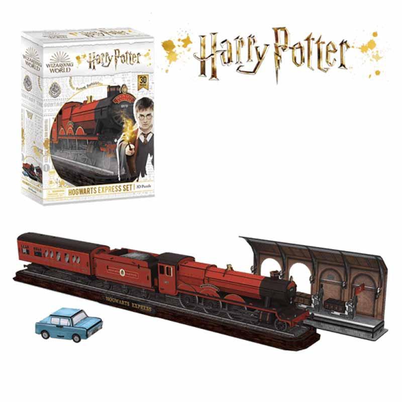 Puzzle 3D Expreso de Hogwarts™ de Harry Potter