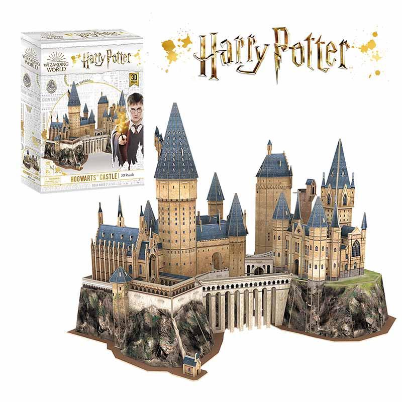 Puzzle 3D Castillo de Hogwarts™ de Harry Potter