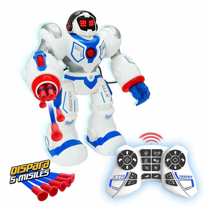 Robot Trooper Bot