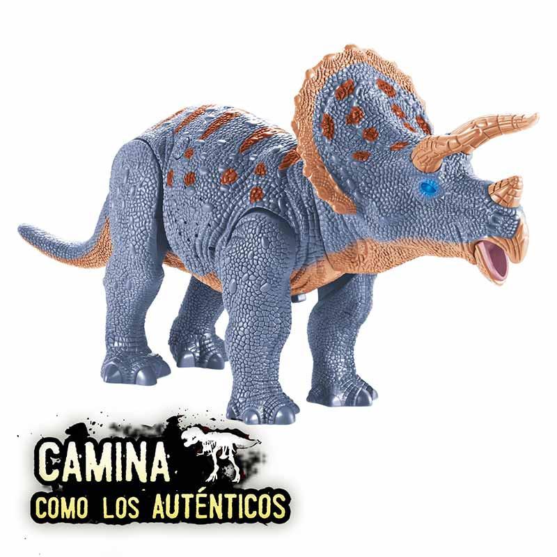 Triceratops electrónico