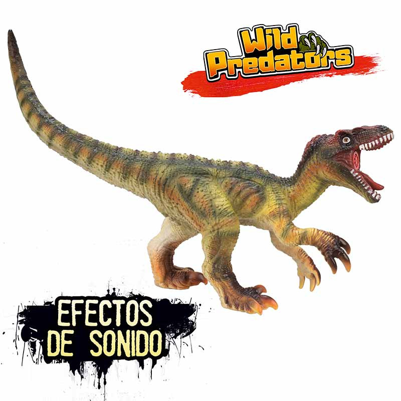 Velociraptors Foam