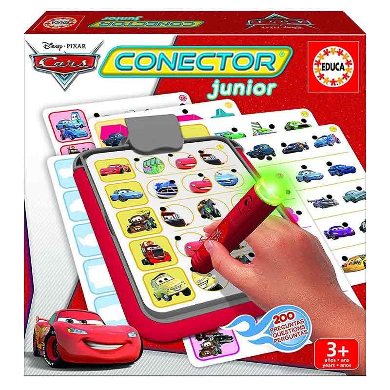 Educa conector junior Cars