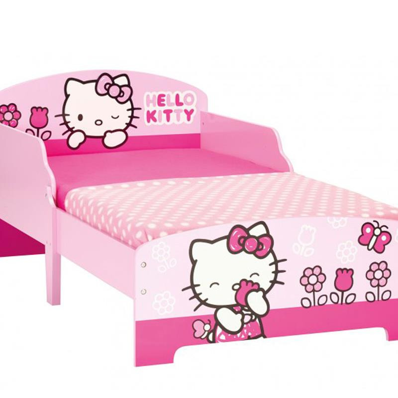 Hello Kitty Cama Infantil