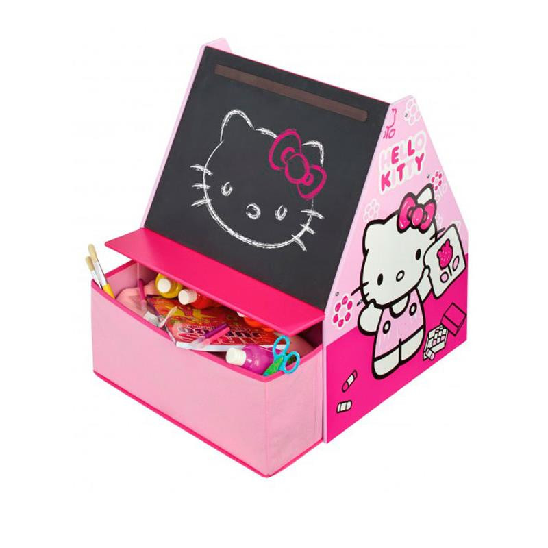 Hello Kitty pizarra con cajón