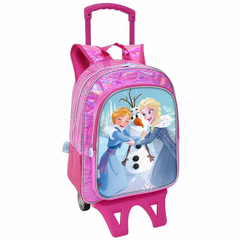 Mochila con trolley adaptable Frozen 42cm