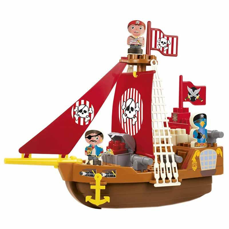 Abrick barco pirata