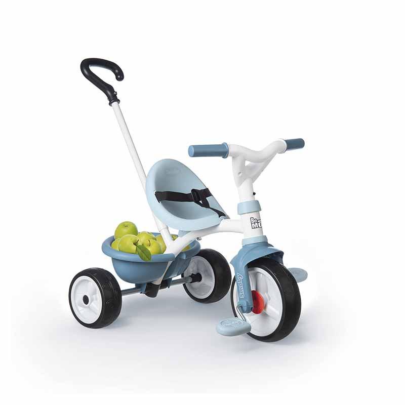 Triciclo Be Move azul