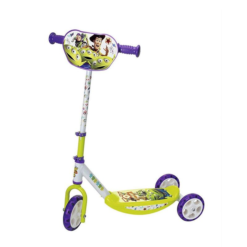Patinete 3 ruedas Toy Story