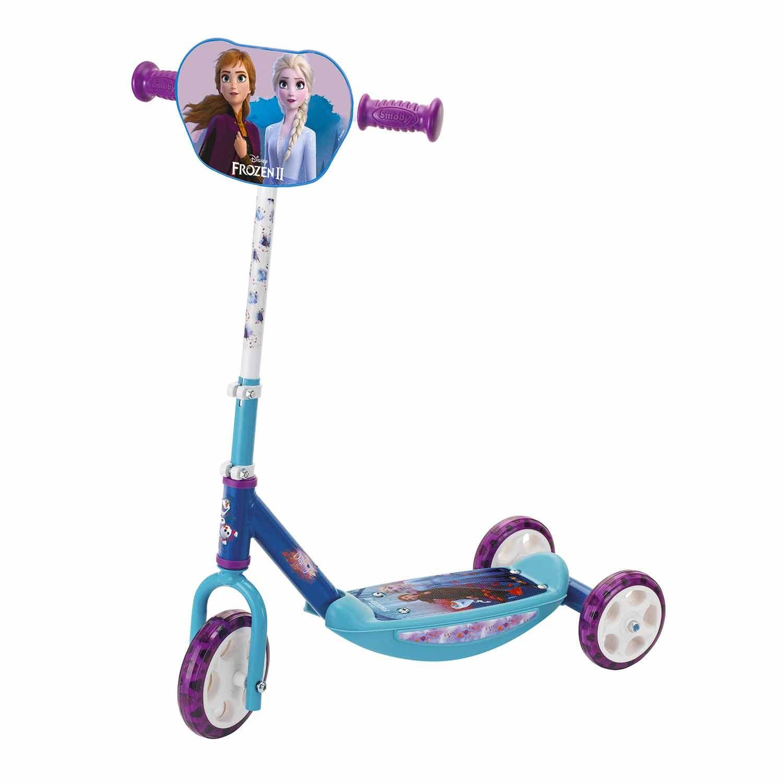 Patinete 3 ruedas Frozen II