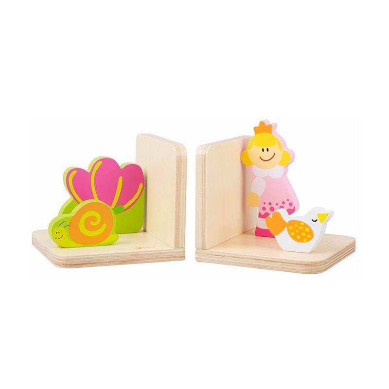 Sujeta libros infantil princesa