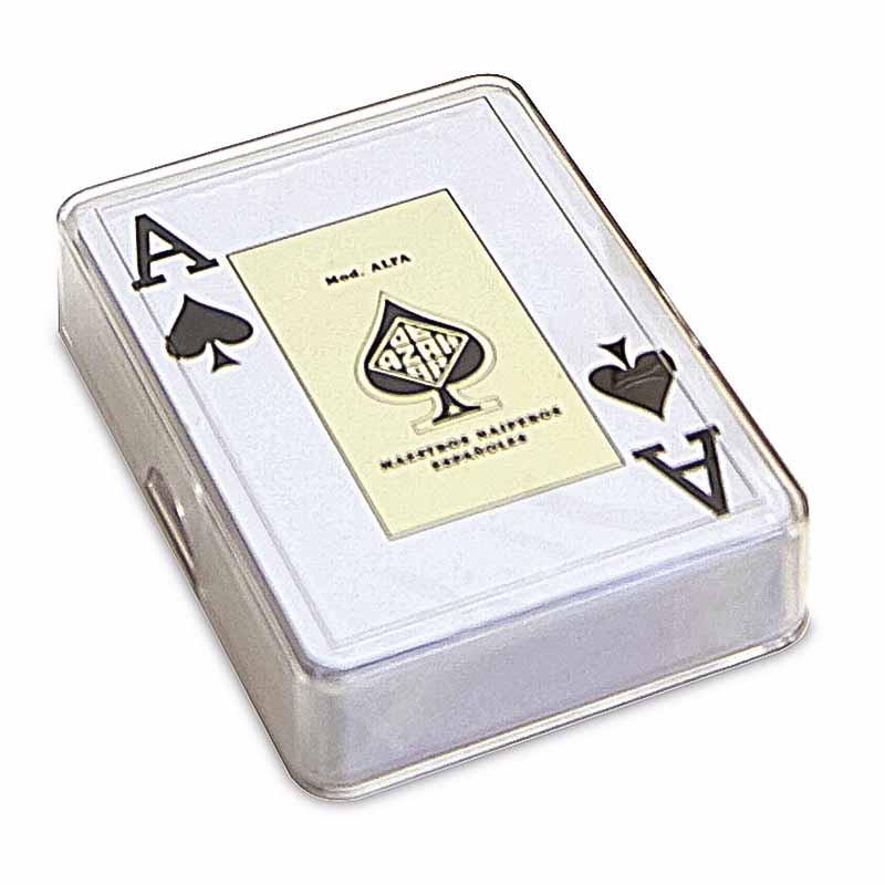 Baraja 55 cartas poker