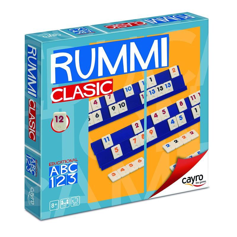 Juego Rummiclasic