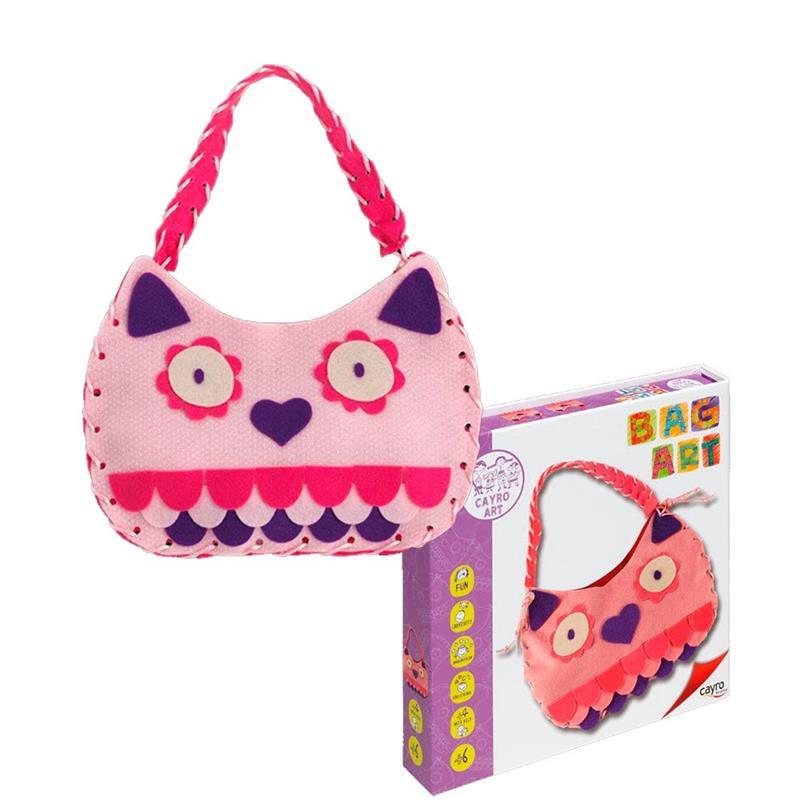 Juego para coser tu bolsito Bag Art