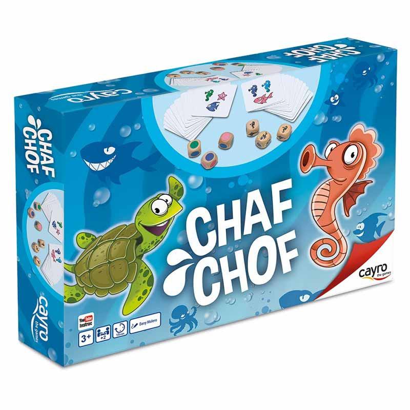 Juego Chaf Chof