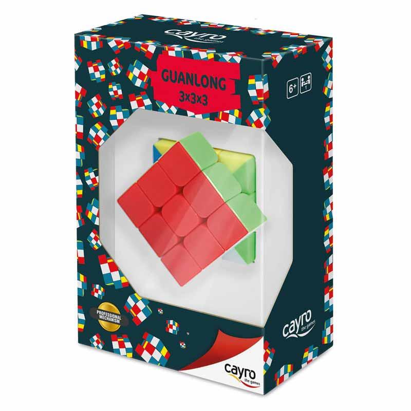 Cubo SQ1 Guanlong 3x3x3