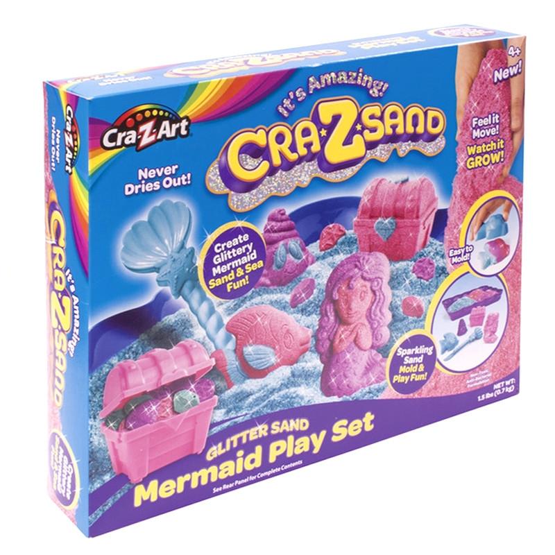 Crazsand arena mágica playset de sirenas