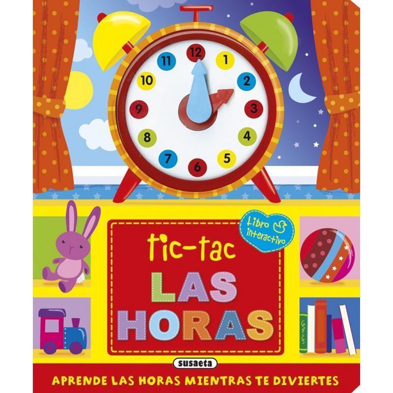 Libro Las horas (mira lo que hago)