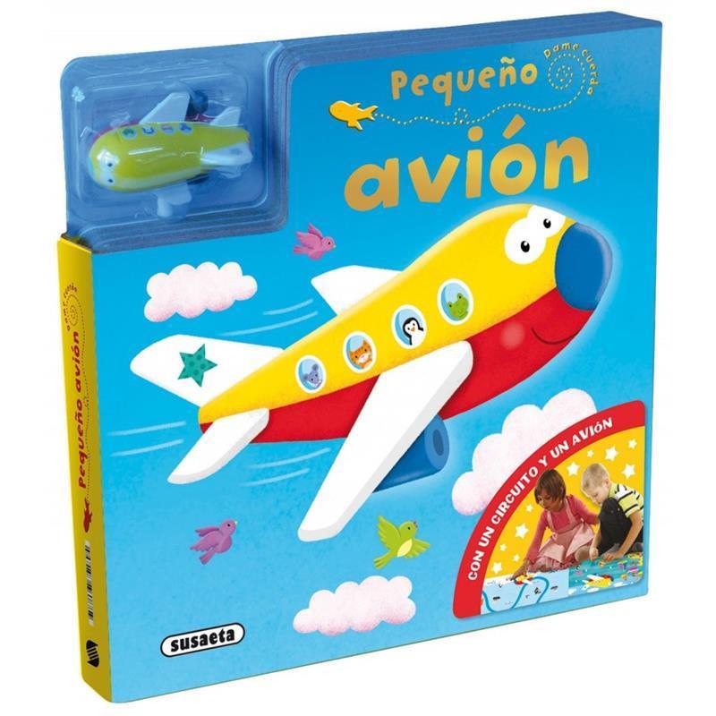 Libro Pequeño avión (dame cuerda)