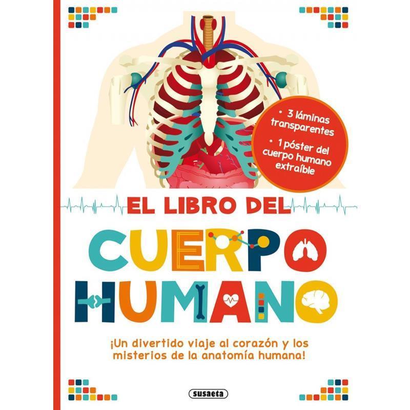 Libro El libro del cuerpo humano