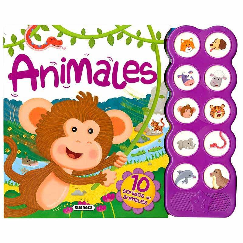 Animales - Rimas divertidas