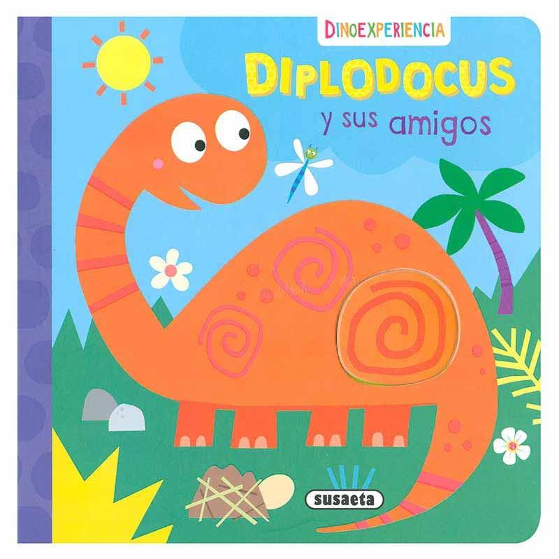 Diplodocus y sus amigos - Dinoexperiencia