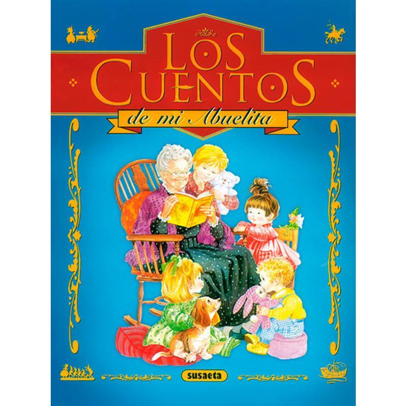 Libro los cuentos de mi abuelita