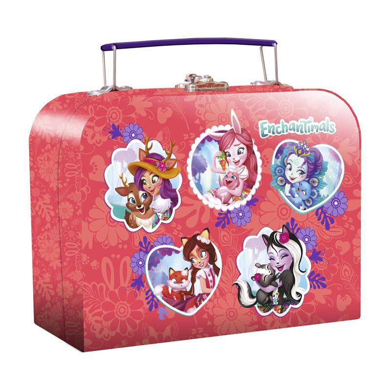 Joyero maletín Enchantimals