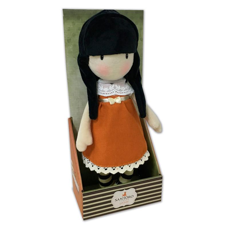 Muñeca de Trapo 30 cm Gorjuss I Gave You My Heart
