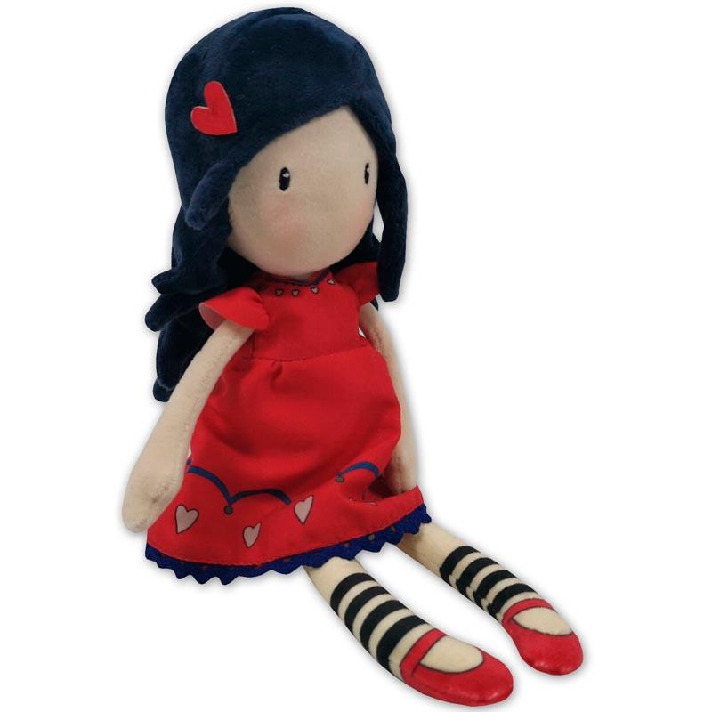 Muñeca de Trapo 30 cm Gorjuss Love Grows