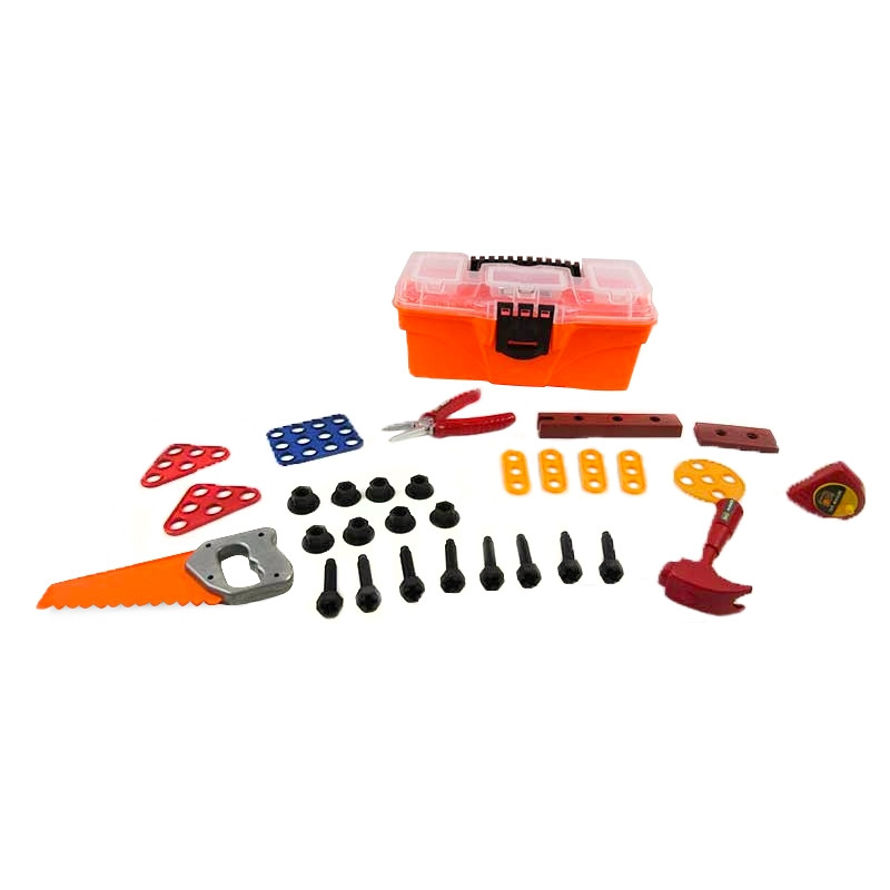 Maleta con 32 herramientas