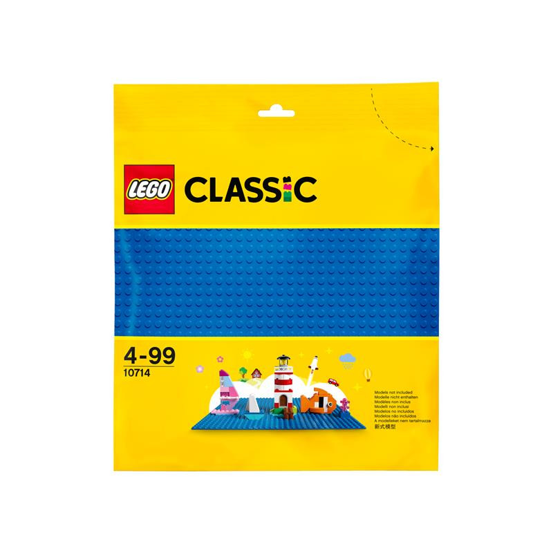 LEGO Classic base azul